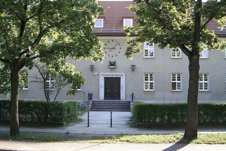 Gesamtschule Woltersdorf der FAWZ gGmbH_Unsere Schule_Altbau
