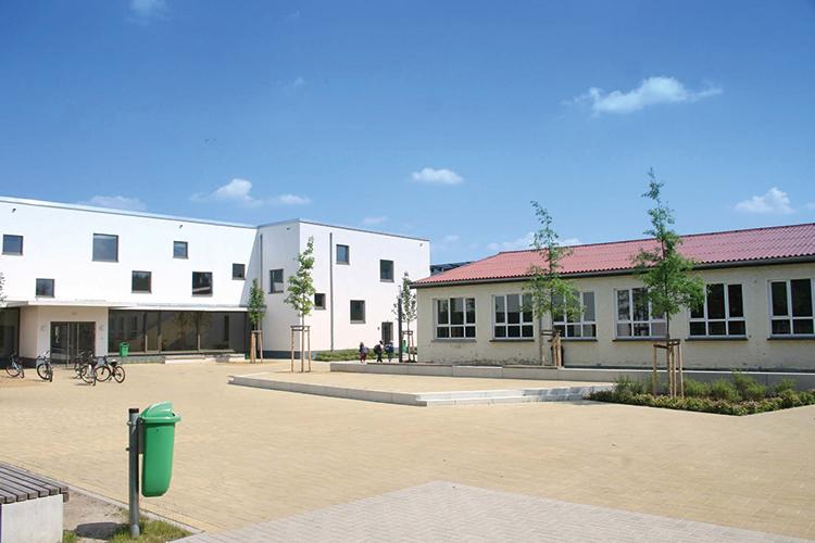 Gesamtschule Woltersdorf der FAWZ gGmbH_Unsere Schule_Neubau zum Schuljahr 2012-13