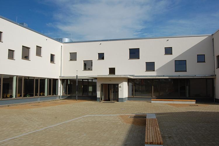 Gesamtschule Woltersdorf der FAWZ gGmbH_Unsere Schule_Neubau zum Schuljahr 2012-13_2