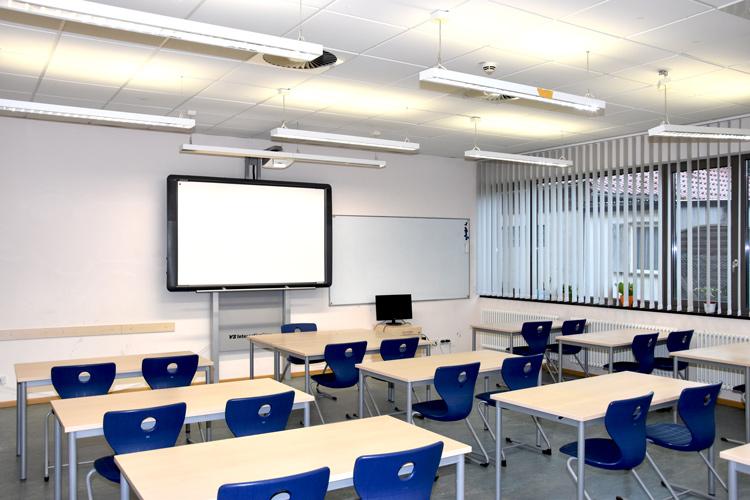 Gesamtschule Woltersdorf der FAWZ gGmbH_Schulgebaeude_EG_215_hinten rechts