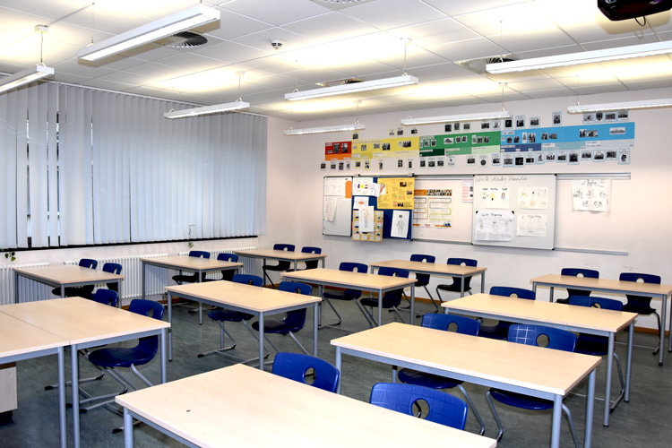 Gesamtschule Woltersdorf der FAWZ gGmbH_Schulgebaeude_EG_217_vorn rechts