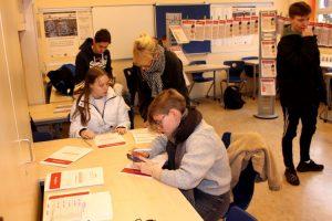 Gesamtschule Woltersdorf_Berufsinformationstag für unsere 10. Klassen_Januar 2020_1