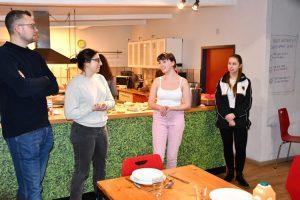 Gesamtschule Woltersdorf_Pariser Schule zu Besuch_Februar 2020_5