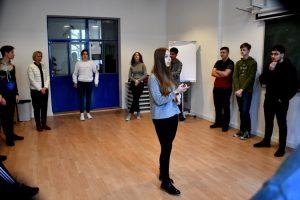 Gesamtschule Woltersdorf_Pariser Schule zu Besuch_Februar 2020_6