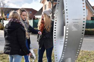Gesamtschule Woltersdorf_Schülerinnen designen Skulptur für Woltersdorf_21