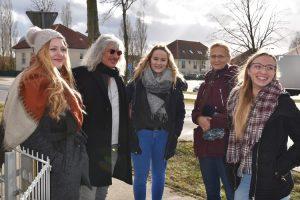 Gesamtschule Woltersdorf_Schülerinnen designen Skulptur für Woltersdorf_3