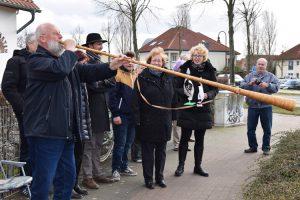 Gesamtschule Woltersdorf_Schülerinnen designen Skulptur für Woltersdorf_5