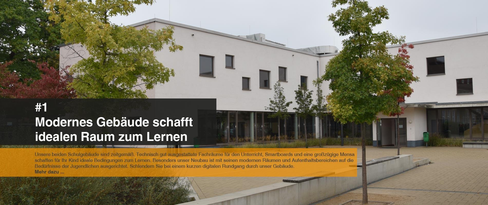 Gesamtschule Woltersdorf der FAWZ gGmbH_#1 Modernes Gebäude schafft idealen Raum zum Lernen