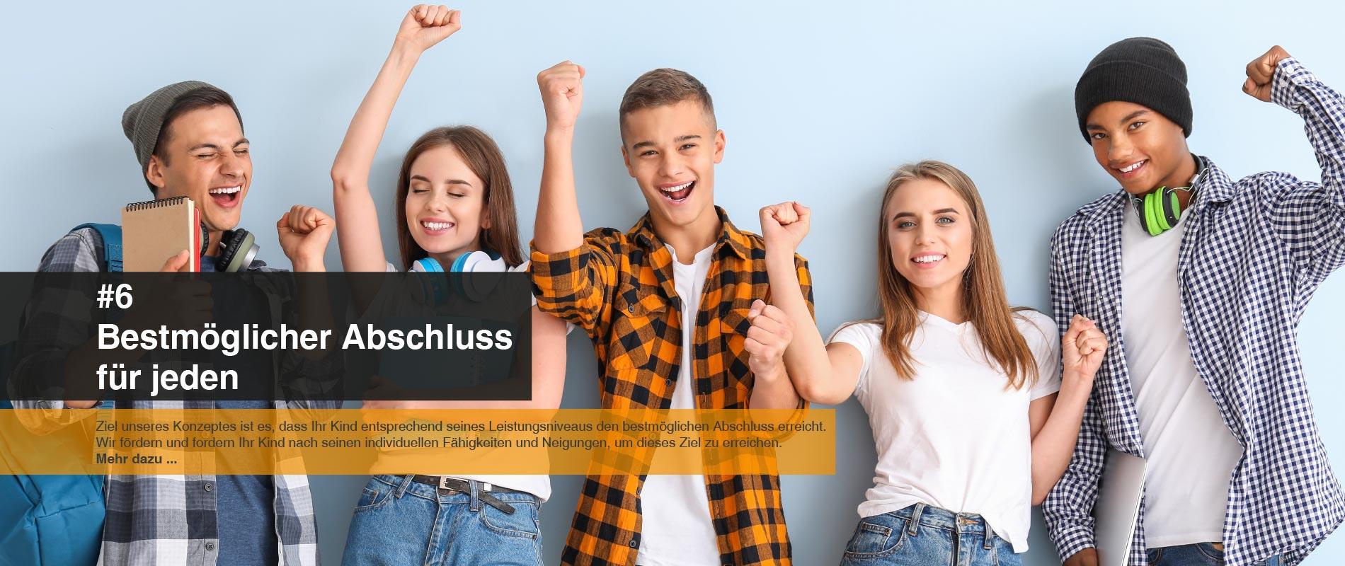 Gesamtschule Woltersdorf der FAWZ gGmbH_#6 Bestmöglicher Abschluss fuer jeden